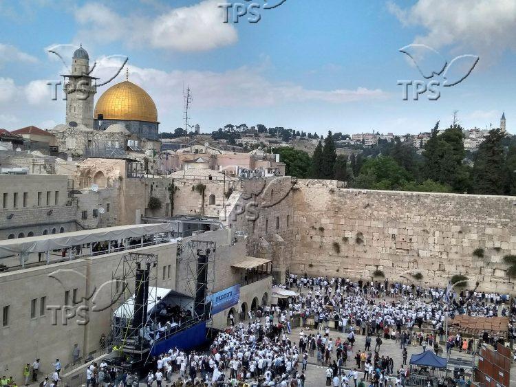 Jerusalem Day (Yom Yerushalayim) 2018