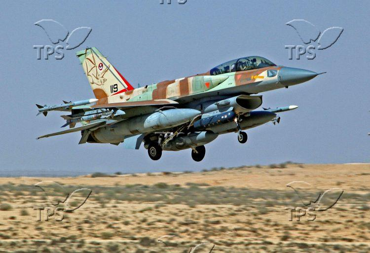 "F-16 ""Sufa"""
