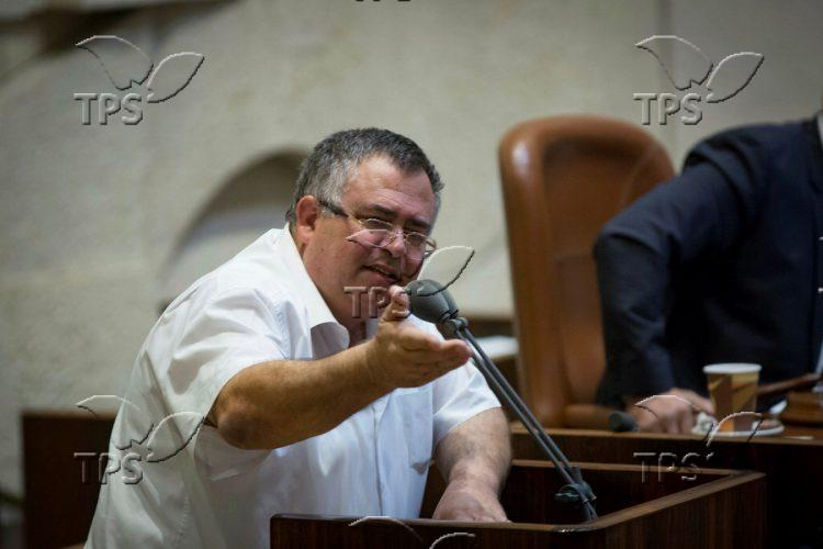 MK David Bitan, Chairman for the Likud Party and the coalition