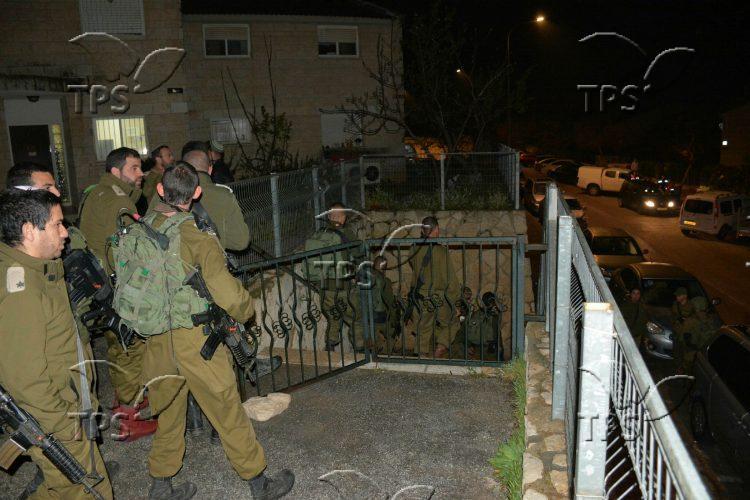 Shooting attack in Bet El