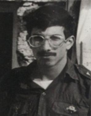 Sergeant 1st Class Zachary Baumel