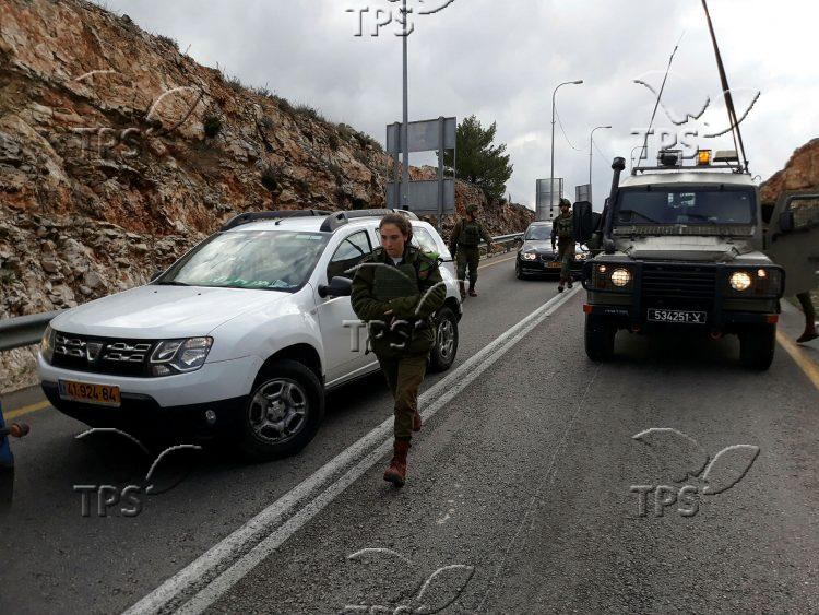Two Killed, Two Wounded Terrorist Attack On Route 60 Leaves Four Seriously Injured