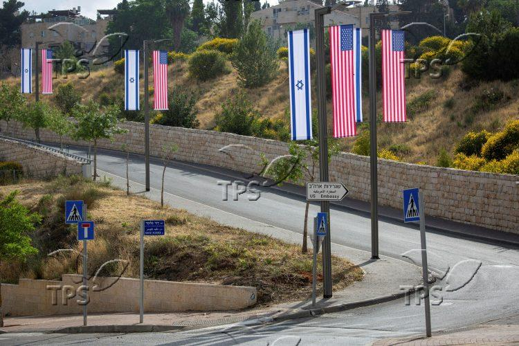 New US Embassy in Jerusalem