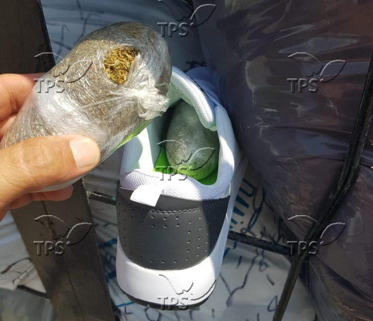 drugs shoes