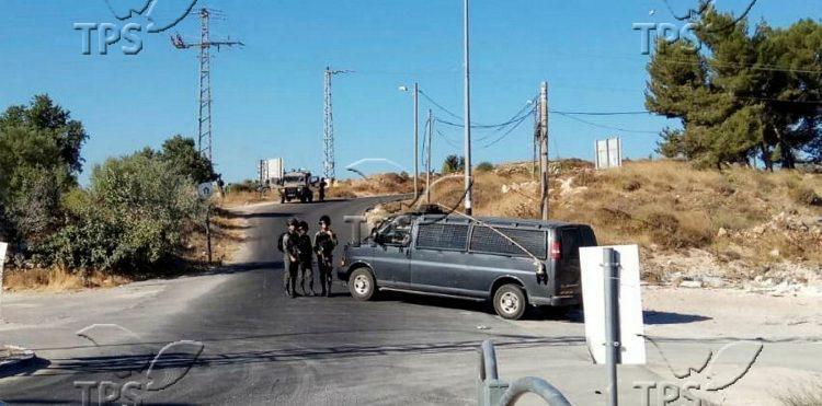 Stabbing attack in Gush Etzion