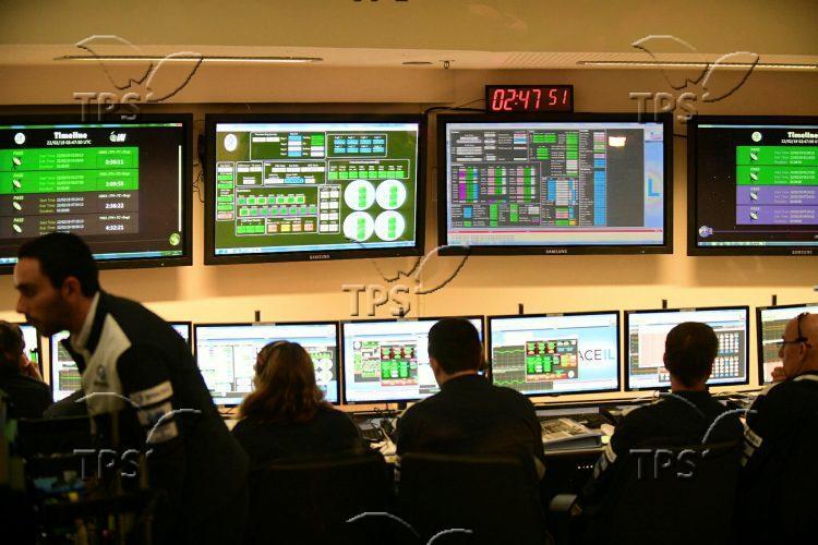 Launching the first Israeli spacecraft Beresheet