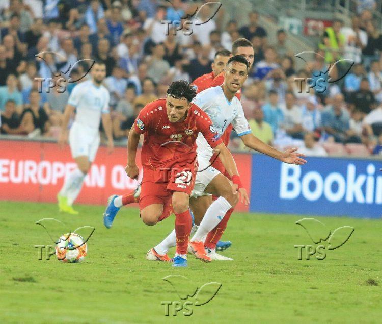 2019 Israel vs Macedonia