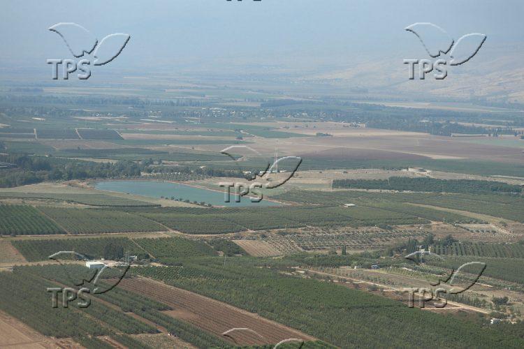 The Jordan Valley