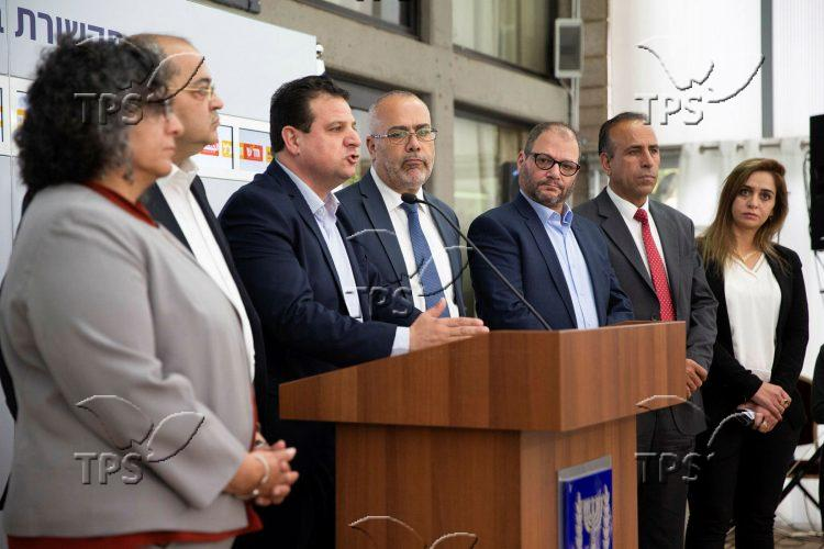 Hadash Taal party recommends for Prime Minister