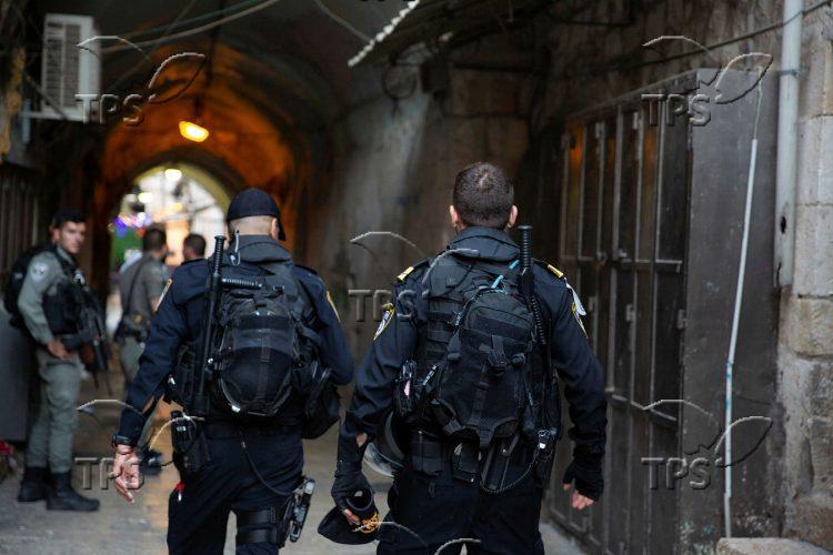 Terror attack in Jerusalem's Old City