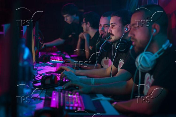 E-sport Championship in Israel