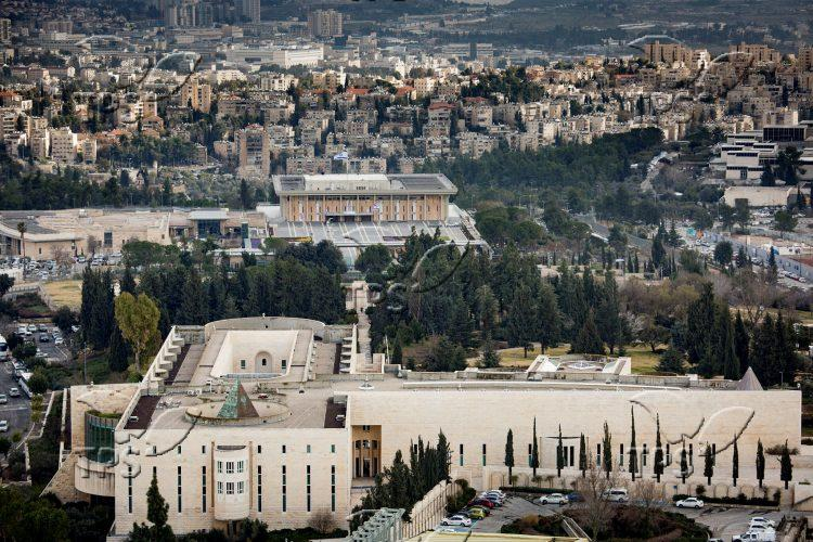 The Supreme Court and the Knesset