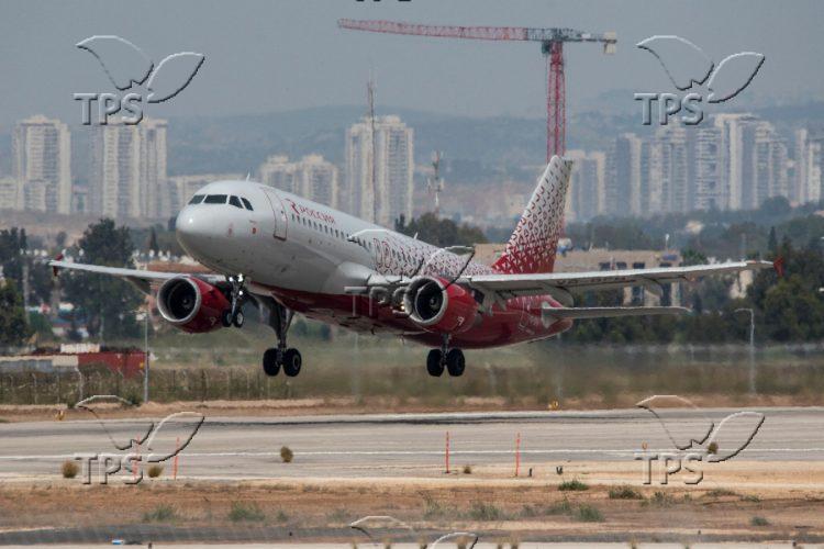 Rossiya Airlines plane
