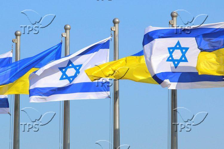 Ukraine's President Petro Poroshenko visits the Knesset