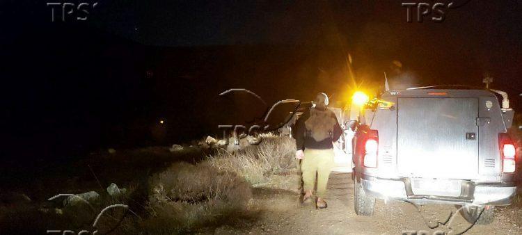 IDF search Har Hebron area for penetrators
