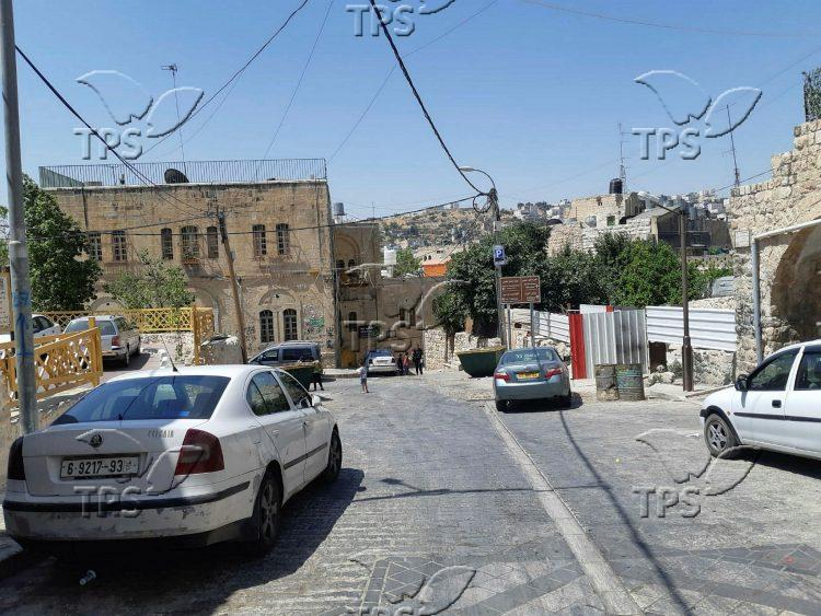 The city of Hebron