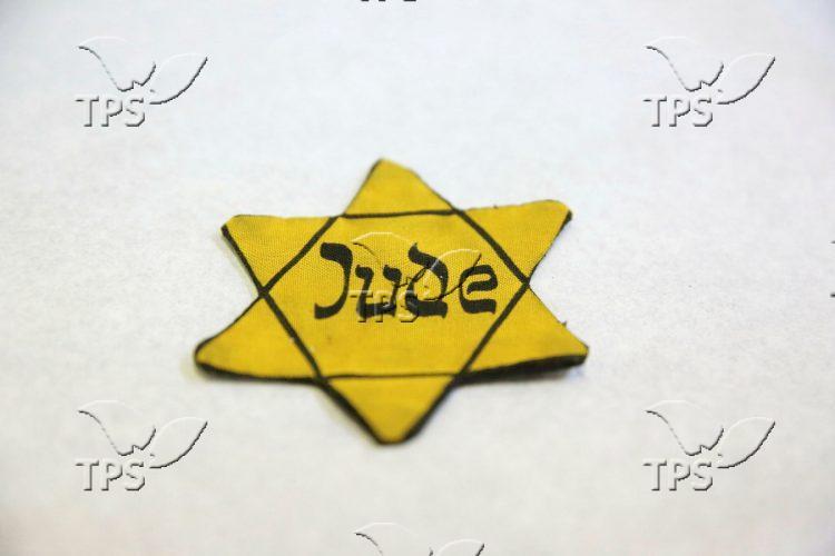 Holocaust Remembrance Day ceremony at Yad Vashem in Jerusalem
