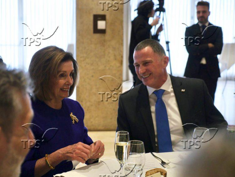 Pelosi Knesset