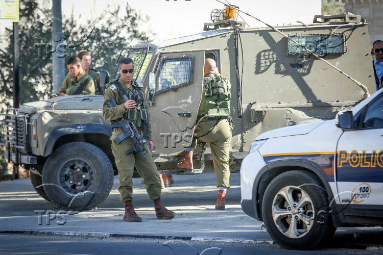 Terror in Samaria