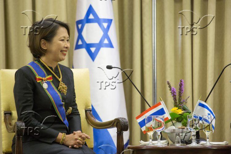 Thailand Ambassador