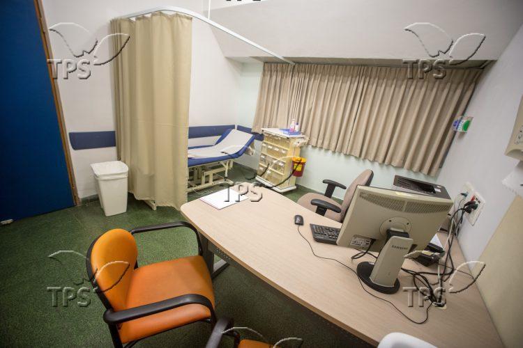 Sourasky Medical Center in Tel Aviv