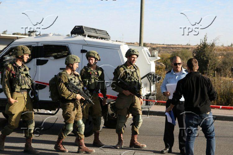 Terror Attack near Efrat and Alon Shvut in Gush Etzion