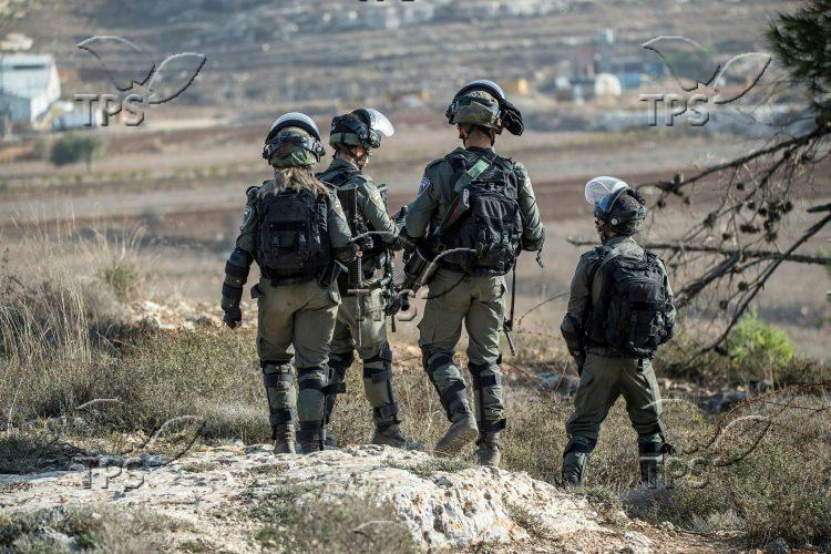 Day of rage in Judea and Samaria