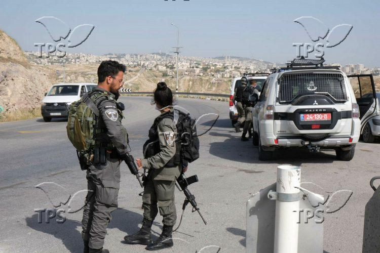 Terror attack near Jerusalem
