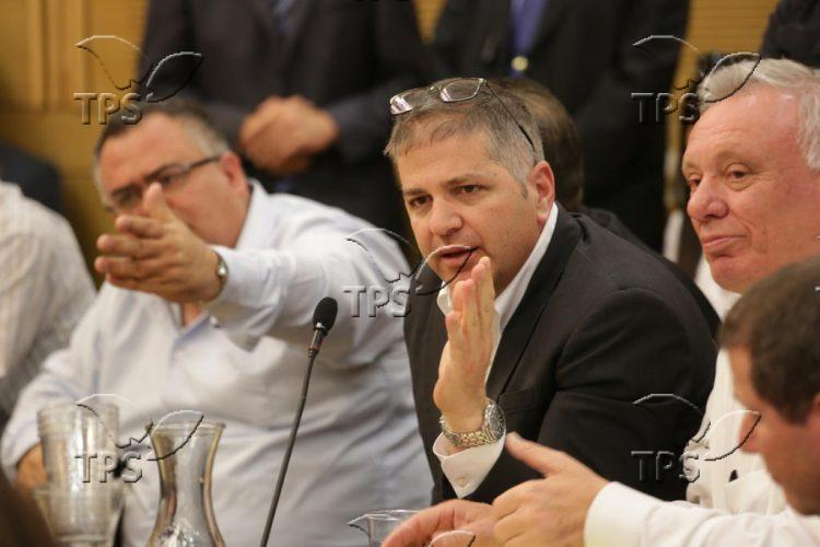 Knesset State Control Committee on Protective Edge