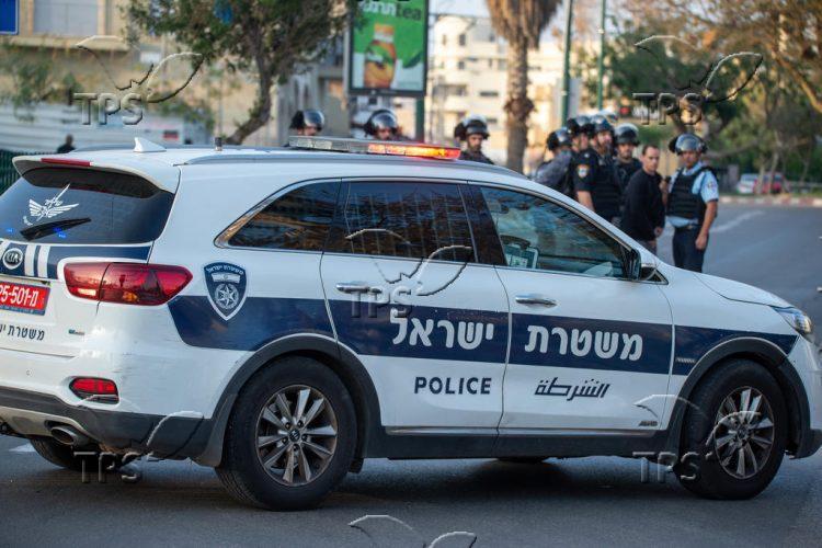 Violent riots in Jaffa, Tel Aviv