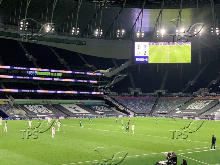 Tottenham Hotspur – Maccabi Haifa