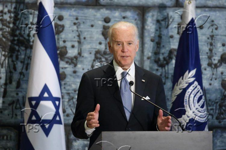 US Vice President Joe Biden's Visit to Israel