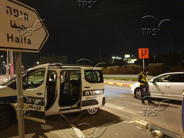 Coronavirus lockdown in Nazareth and Ilut