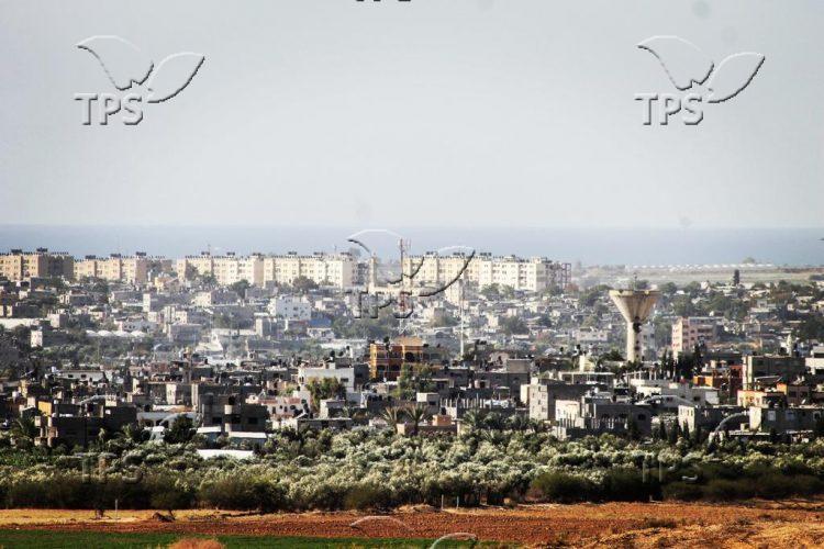 The northern Gaza Strip