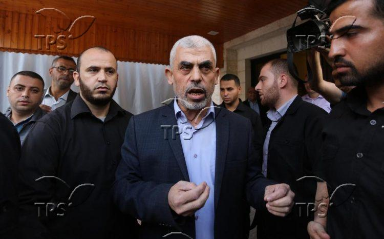 Leaders of Hamas meet in Gaza Strip