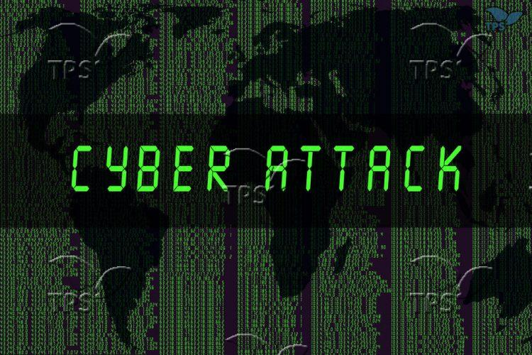 Infographic of Cyber Attack