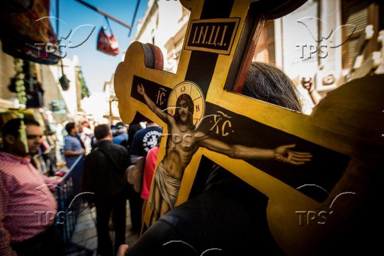 Good Friday procession 2016