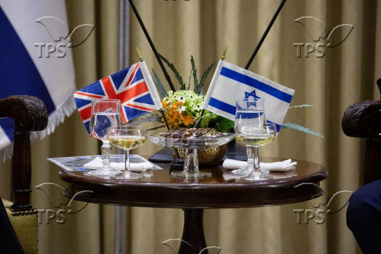 Britain Ambassador to Israel