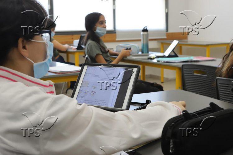 E-learning in Israeli high school