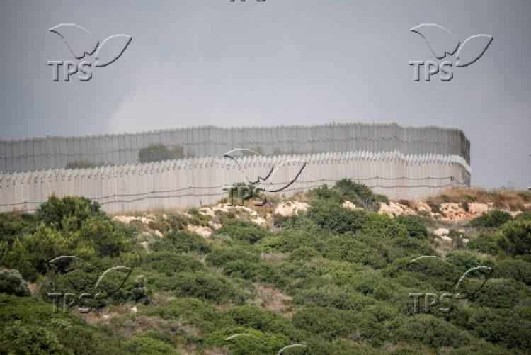 Rosh HaNikra security fence
