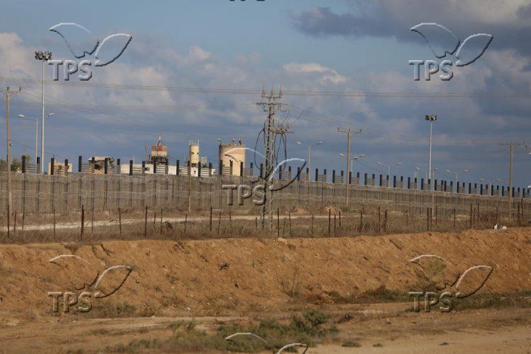 Renewed border fence between Egypt and Gaza Strip