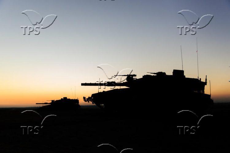 Merkava 4-M tank
