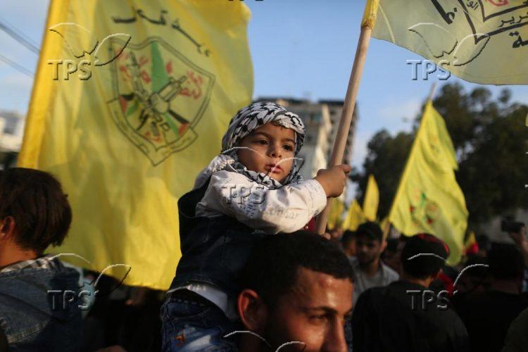 Rally marking 15 years since Yasser Arafat's death