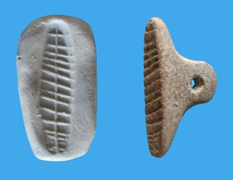 4. Tel Tsaf seal with modern impression_Credit Vladimir Nichen