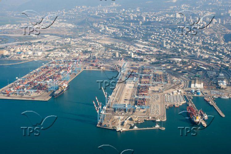 Haifa Bay – Port and Industrial Zone